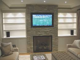 wire mantel features you fireplace top hang tv above brick fireplace amazing home design