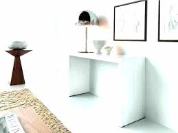 slim entry table. White Entry Table Entryway Console Slim Sofa Long With Drawers .