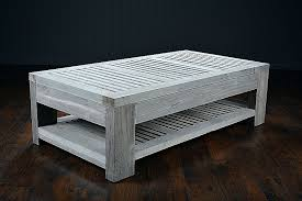 white modern console table elegant diy outdoor coffee table with storage crazy wonderful idyllic tables