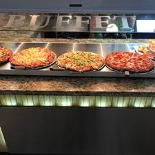 photo of mountain mike s pizza fremont ca united states buffet table