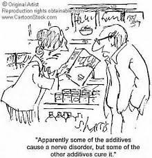 additives_cartoon explanation of additives on dangerous food coloring