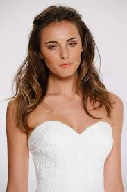 down wedding hair. Half Up Half Down Wedding Hairstyles 42 Charming Looks for Every Bride