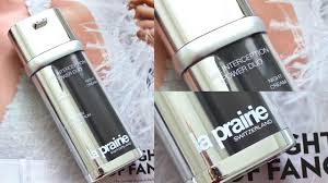 Review la prairie skin Care comprehensive overview