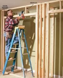 making a bedroom out of a closet. how to build a wall closet making bedroom out of