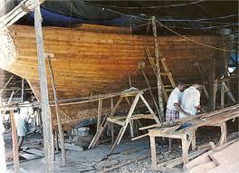 Tavolo In Teak Per Barche : La costruzione della barca personale di quot sonny levi ketch kwahm wung