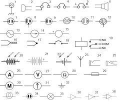 components wiring diagram components wiring diagrams electronic symbols