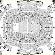 Msg Seating Chart Concert With Rows 35 Specific Garden Seat Chart