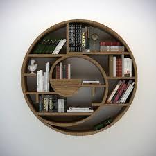 circular bookshelf 3d model max obj fbx 1 ...