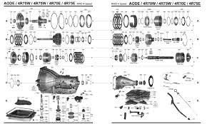 world wide parts outlet ebay stores Ford Motor Parts Diagram aod diagram · aode 4r70w 4r75w diagram ford engine parts diagram