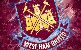 The official west ham united website with news, tickets, shop, live match commentary, highlights, fixtures, results, tables, player profiles, west ham tv and more. Hd Wallpaper Soccer West Ham United F C Emblem Logo Wallpaper Flare