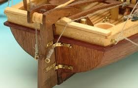 <b>Сборная деревянная модель</b> капитанской шлюпки корабля ...