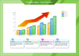 Powerpoint Growth Chart Template Www Bedowntowndaytona Com