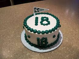 18th Birthday Cakes Boys Classic Style Easy 18th Birthday Cakes