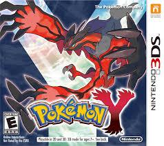 Pokemon Y | Nintendo 3DS