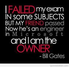 Exam Quote Image