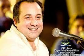 Singer: Rahat Fateh Ali Khan Lyrics: Sabir Zafar Music: Shoaib Farrukh & Farrukh Abid - Rahat-Fateh-Ali-Khan