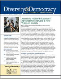 Assessing Higher Education's Advancement Toward a <b>New</b> Vision ...