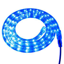 Custom Rope Lights Amazon Com Brilliant Brand Lighting Blue Led Rope Light