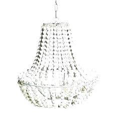 white wood bead chandelier white beaded chandelier white beaded chandelier white wood bead chandelier beaded ball