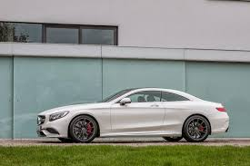2015 S63 AMG S-class Coupe Officially Unveiled, Full Press Relese ...