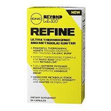 gnc beyond raw refine