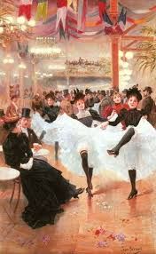 jean beraud le cafe de paris painting for this painting is available as handmade reion for jean beraud le cafe de paris painting and