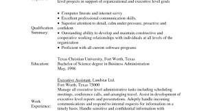 Entry Level Resume Summary Simple Format Of Resume For Job