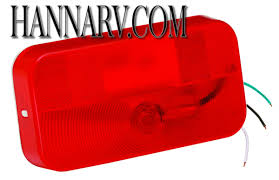 bargman tail light wiring diagram bargman image bargman 34 92 001 surface mount 92 series tail light white base on bargman tail light jayco trailer wiring diagram