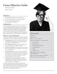 Resume Career Objective For Freshers Examples Sidemcicek Com