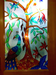 stained glass designs for doors bathroom stunning glass house window design images glass house window design