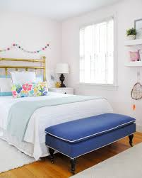 big bedrooms for girls. Beautiful Neutral Girl Bedroom With Navy Blue, Aqua, And Pink Accents - A Big Bedrooms For Girls