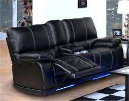 modern leather recliner sofa contemporary reclining sofa awesome beautiful black leather recliner sofa design modern house