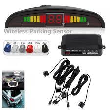 Wireless <b>Car Auto Parktronic LED</b> Parking Sensor   Shopee ...