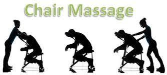 chair massage. chair massages massage
