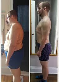 How To Lose Weight Fast Man Shows Off Seven Stone Weight
