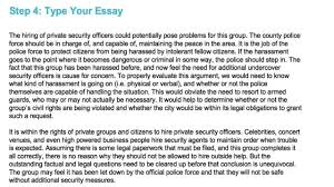 gre arguments essay introduction to the gre argument task for test takers ets the sample essays