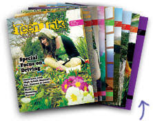why is community service important to me teen community service  teen ink s monthly print magazine