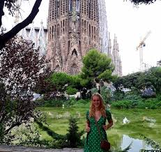 maja from serbia au pair for 2 months in segovia and madrid summer 2018
