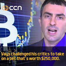 Tone Vays Bitcoin Chart Bitcoin Analyst Bets 250 000 Btc Plunges 75 Heres Why He