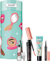<b>Benefit</b> Cosmetics Party Curl Eyes, <b>Brows &</b> Face Holiday Value Set ...