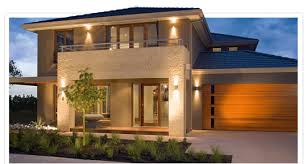 Modern Two Storey House Plans Lighting MODERN HOUSE DESIGN  New Two Storey Modern House Designs