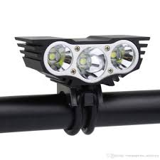 Headlamp Bicycle Light 2019 Bike Headlamp X3 Waterproof Mini Led Bicycle Light Headlight Xm L Led Bicycle Bike Light Headlight Charger Battery Pack 2500ml From