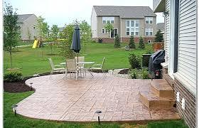 charming concrete patio shapes ideas flagstone backyard patios patio shapes designs mortar for ideas