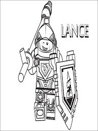 Small Picture Lego Nexo Knights Coloring Pages 27 Coloring pages for kids