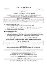 Coo Sample Resume Award Winning Executive Resume Writing Service