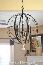 stunning chandelier lighting fixtures home diy orb chandelier chandelier lighting metals and entryway