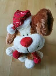 Christbaumschmuck Hund Jack Russel Im Strumpf