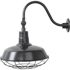 Strongway Multi Mount Barn Light 200 Watts Black Strongway Multi Mount Warehouse Barn Light