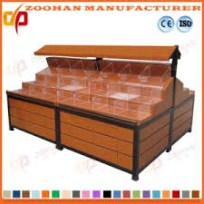Bakery Display Stands China Durable Wooden Storage Bakery Display Stand Shelves Rack 85