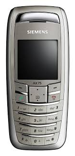 Siemens AX75 Device Specifications ...
